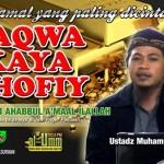 09 TAQWA KAYA KHOFIY ( AMAL AMAL YANG PALING DICINTAI ALLAH ) USTADZ MUHAMMAD SYAHRI