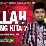 Tabligh Akbar: Allah Sayang Kita?