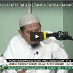 Kajian Kitab Nihaayatul 'Aalam, Ust. Abu Ridho Ridlwan