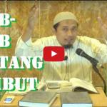 [Video] Adab-Adab dengan Rambut – Ustadz Ridwan Sanusi