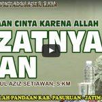 Lezatnya Iman | Ustadz Abdul Aziz S, S.KM