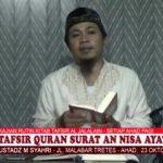 Tafsir Jalalain – Surat An Nisa 97-104   Ustadz Muhammad Syahri