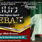 JANGAN SEPERTI LILIN JADILAH ENGKAU SEPERTI LEBAH | Ust. Abu Ibrohim Muhammad Ali, AM
