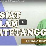 Wasiat Bertetangga | Ustadz Ridwan Sanusi