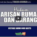 Hukum Arisan Rumah dan Barang | Ustadz Ammi Nur Baits