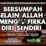 Bersumpah Kepada Selain Allah & Mengkafirkan Diri Sendiri | Ustadz Muhammad Syahri