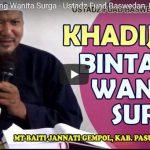 Khadijah Bintang Wanita Surga – Ustadz Fuad Baswedan, M.Pd.I