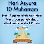 (20) Puasa Beliau ﷺ Di Hari 'Asyura`