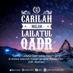 (27) Pencarian Nabi ﷺ Lailatul Qadar