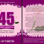 Buku Baru : 45 Dosa Wanita Dalam Masalah Pakaian, Perhiasan Dan Jenazah