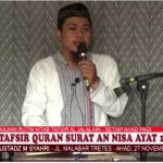 Tafsir Surat An Nisa 114-126 | Ustadz Muhammad Syahri