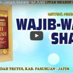 Wajib-Wajib Sholat | Ustadz Muhammad Syahri