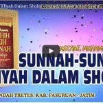 Sunnah-Sunnah Fil'liyah Dalam Sholat | Ustadz Muhammad Syahri