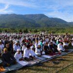 Perintah Sholat 'Ied Di Lapangan, Jika Memungkinkan
