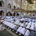 Nabi Mencontohkan Sholat Tarowih Di Masjid